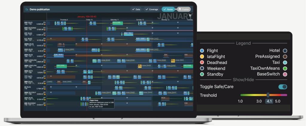 Motulus, crew scheduling, airline crew scheduling, optimization, airline optimization, airline operations, integrated solution, global optimum